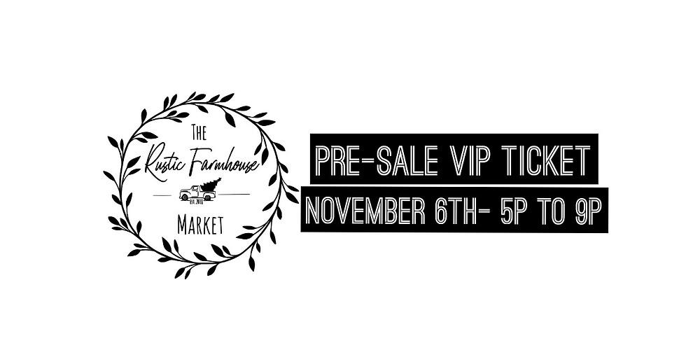 Holiday Market Pre-Sale VIP Night