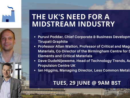 Discussion - The UK's Need for a Midstream Industry