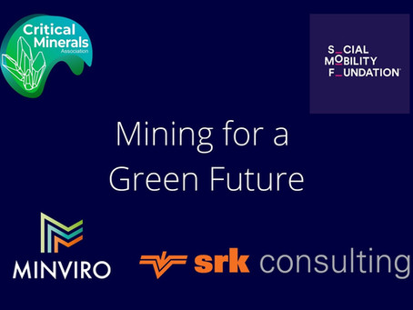 Geoscience, Physics, Biology & Chemistry: The Key to Sustainable Mining