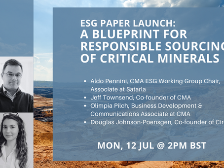 ESG Paper Launch – Time for Action