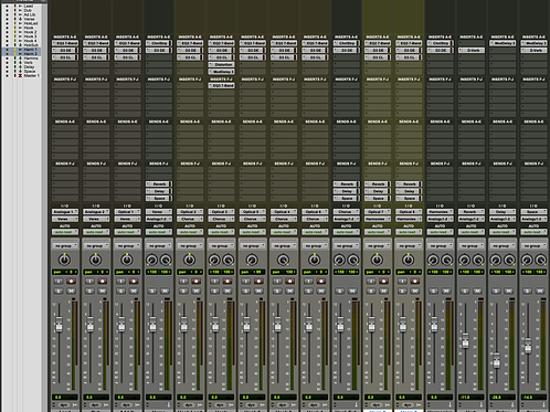 Pro Tools Vocal Template FREE w/ freemyvocals promo code
