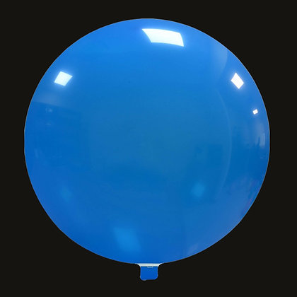 55inch Cattex Balloon - Light Blue