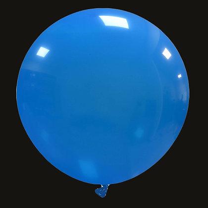 32inch Cattex Balloon - Light Blue