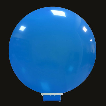 70inch Climb-In Wide Neck Cattex Balloon - Light Blue