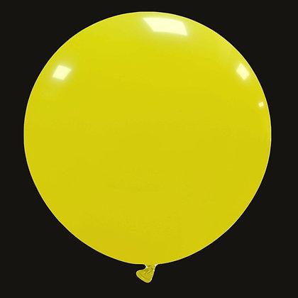 32inch Cattex Balloon - Yellow