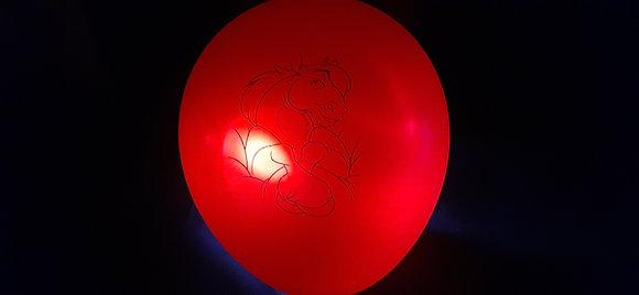 Thicc Pony Balloons - 1 Dozen