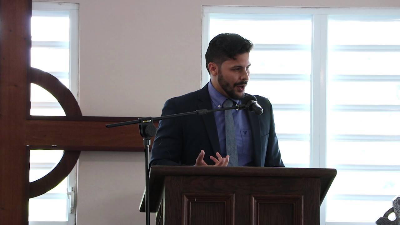 Sermón Tercera Palabra (Siete Palabras 2018) - Pastor Bradney López