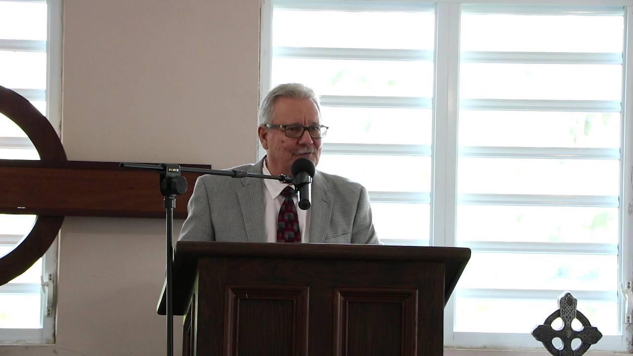 Sermón Sexta Palabra (Siete Palabras 2018) - Anc. Efraín Girau