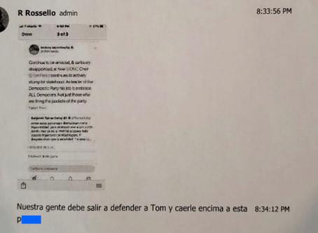 Expresiones del Presidente del PPD Aníbal José Torres sobre nueva publicación de comentario del Gobe