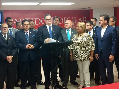 PPD exige acciones claras y contundentes ante serias acusaciones de conducta criminal en la administ