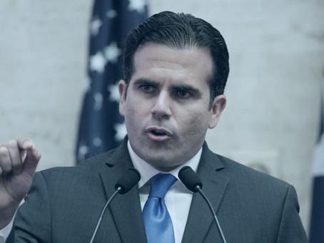 Mensaje del gobernador Rosselló: La aceptación de la incapacidad, no dijo nada