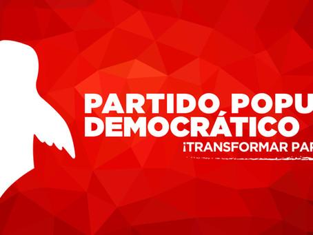 CONVOCATORIA: Reunión del Consejo General del PPD