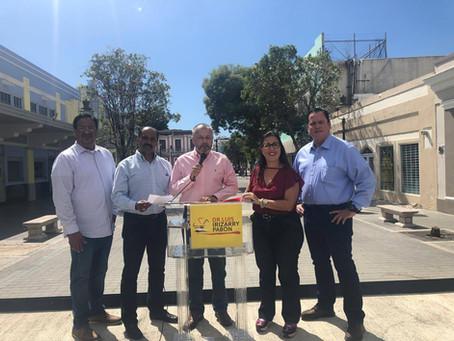 Propone Irizarry Pabón: Proyectos de Alivio Contributivo Ponceño por desastres