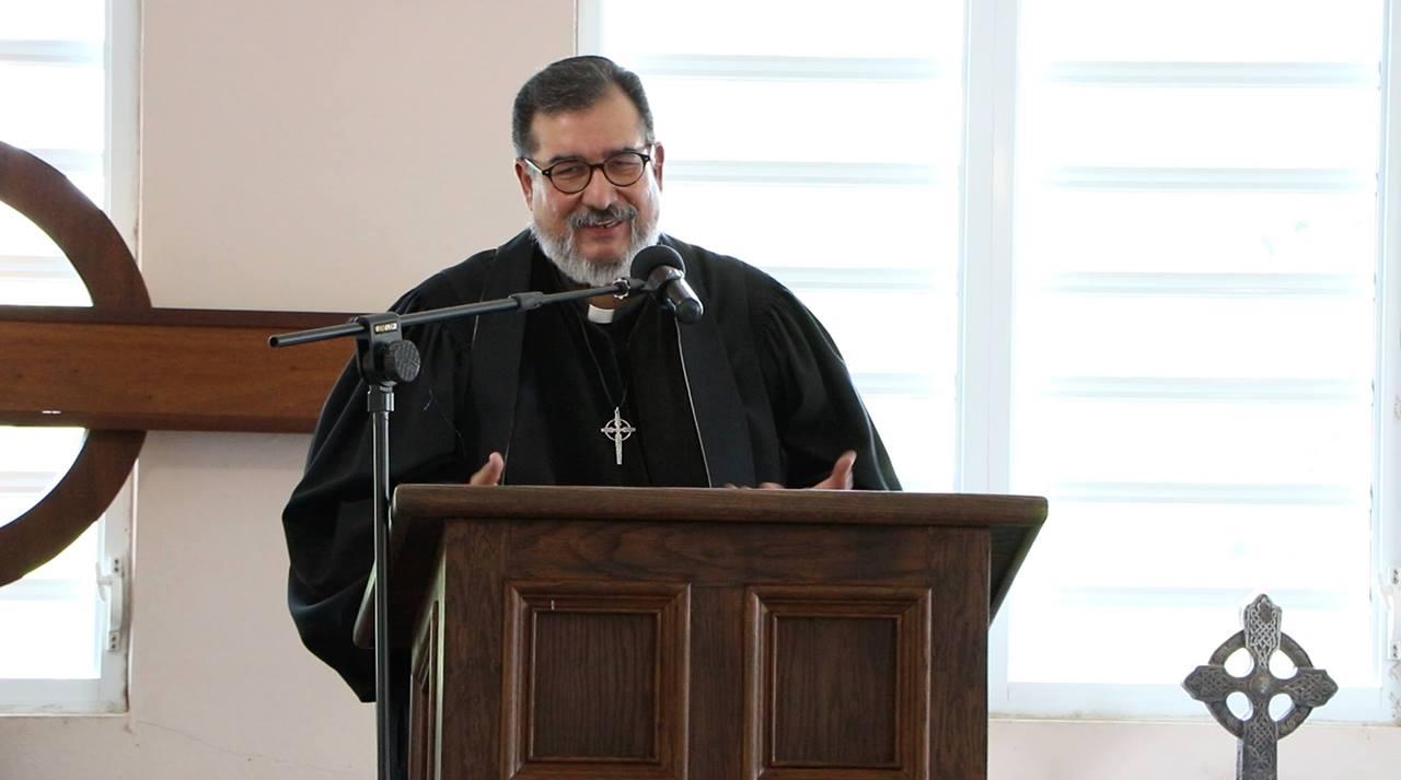 Sermón Cuarta Palabra (Siete Palabras 2018) - Rvdo. Carlos M. Cruz Moya