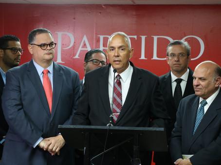 Aníbal José Torres anuncia que exjuez será el nuevo Comisionado Electoral del PPD
