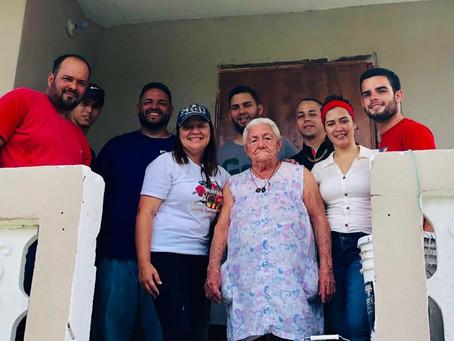 Crean iniciativa de acción social Corazones Unidos que recorrerá toda la Isla