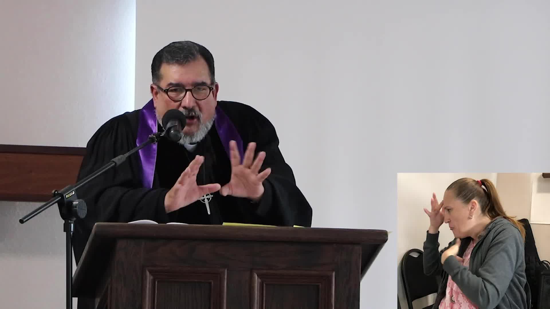 Sermón 2018-12-16: Compromiso Inquebrantable - Rvdo. Carlos Cruz Moya
