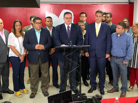 Expresiones de Aníbal José Torres sobre la corrupción gubernamental