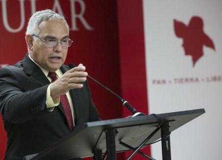 Declaraciones del Presidente del PPD sobre renuncia del Comisionado Electoral del PPD Miguel Ríos To