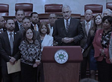 PPD denuncia Rivera Shatz y Mayoría PNP del Senado promueven boicot a desarrollo industrial y empleo