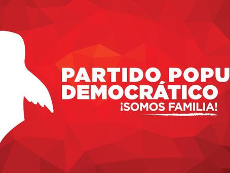 CONVOCATORIA: Apertura de candidaturas para aspirantes a presidente del Comité Municipal del PPD de