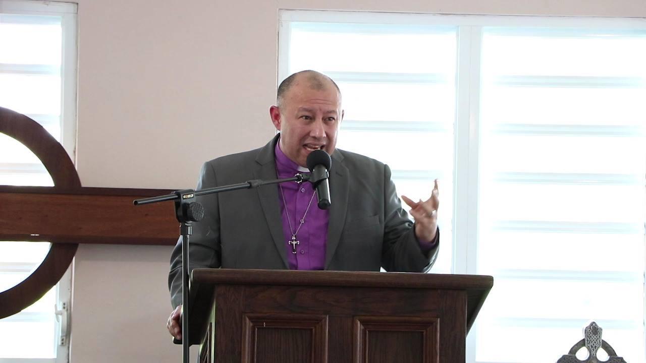 Sermón Quinta Palabra (Siete Palabras 2018) - Pastor Jesús Méndez