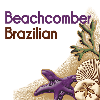 1LB Beachcomber Brazilian