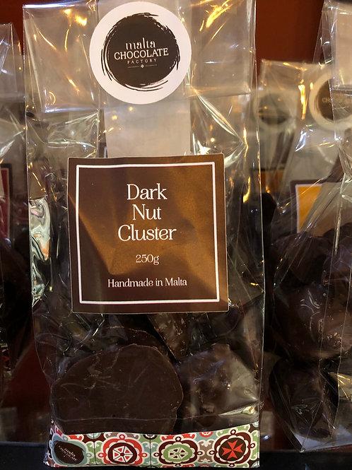 250g Dark Nut Cluster