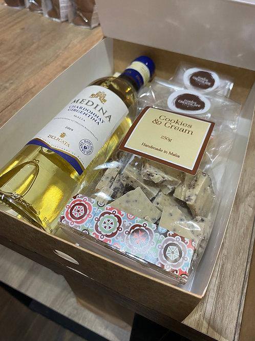 White Chocolate Survival Kit