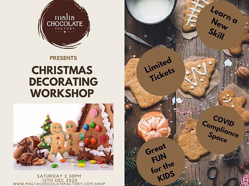 Christmas Decorating Workshop
