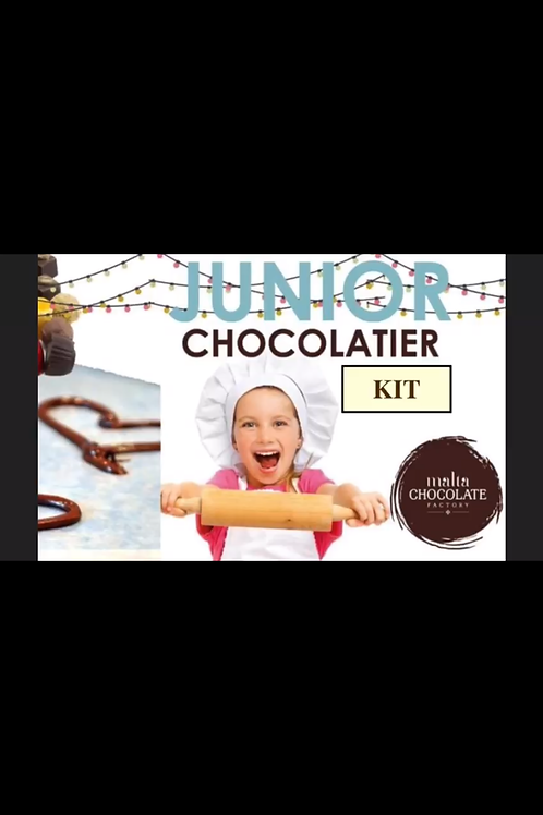 Junior Chocolatier Kit 1 x Child