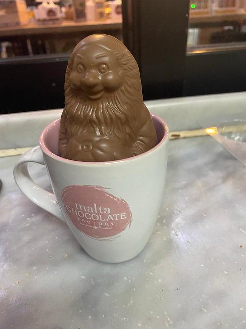 Santa in a Mug