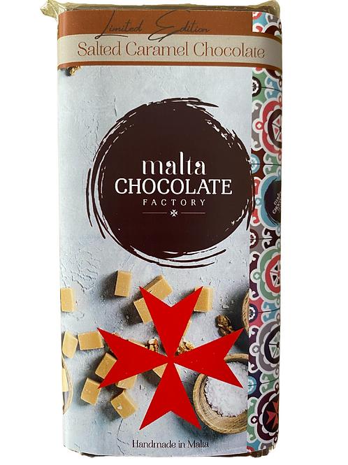 100g Milk Salted Caramel Chocolate Bar *LIMITED EDITION*