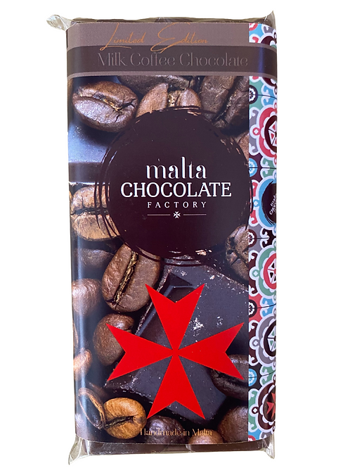 100g Milk Coffee Chocolate Bar *LIMITED EDITION*