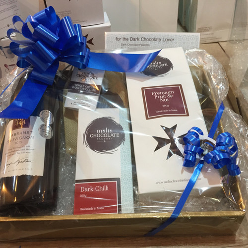 Easter gifts malta chocolate factory bugibba make your own hamper negle Gallery
