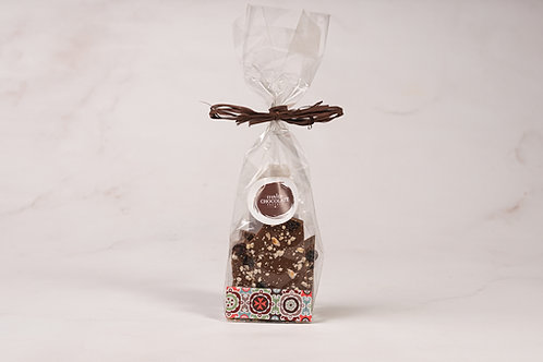 Nutty Blocks Milk Chocolate