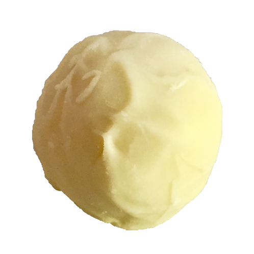 White chocolate vanilla truffle