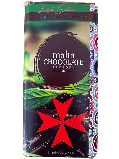 100g Dark Mint Chocolate Bar *LIMITED EDITION*