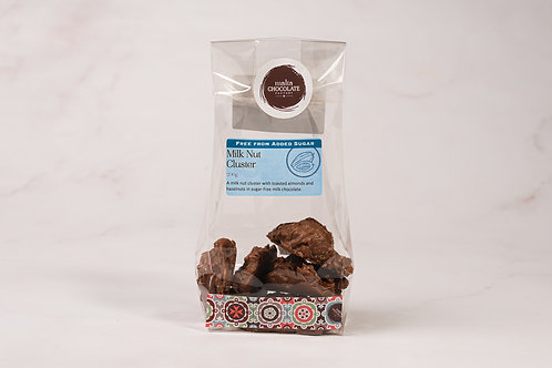 200g Milk Nut Clusters NO ADDED SUGAR