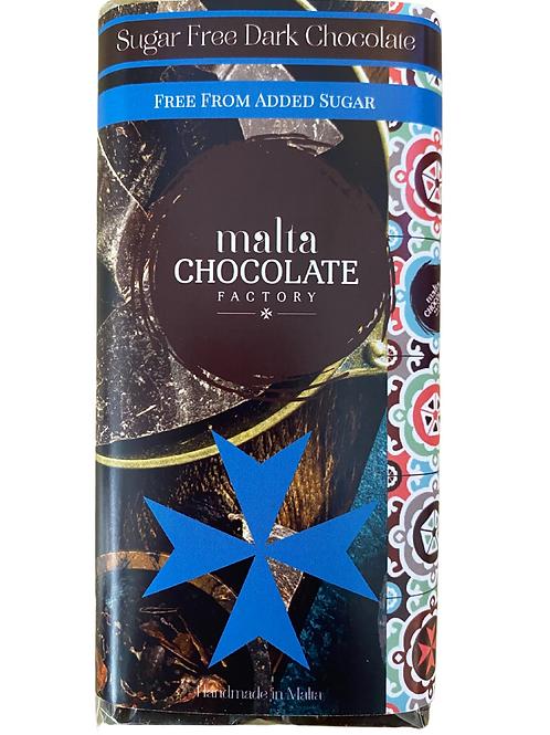 100g Dark Chocolate Bar SUGAR LESS