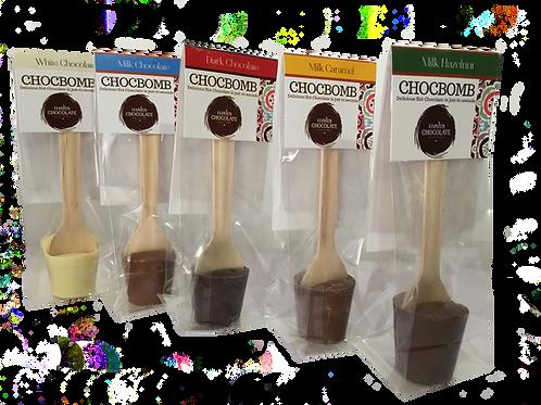 Milk Chocolate ChocBomb
