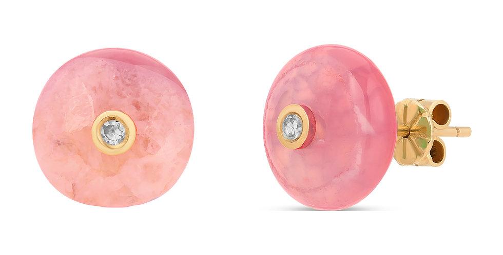 CUARZO STUD EARRINGS