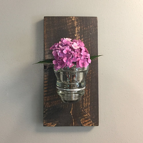 Insulator Wall Sconce-Clear