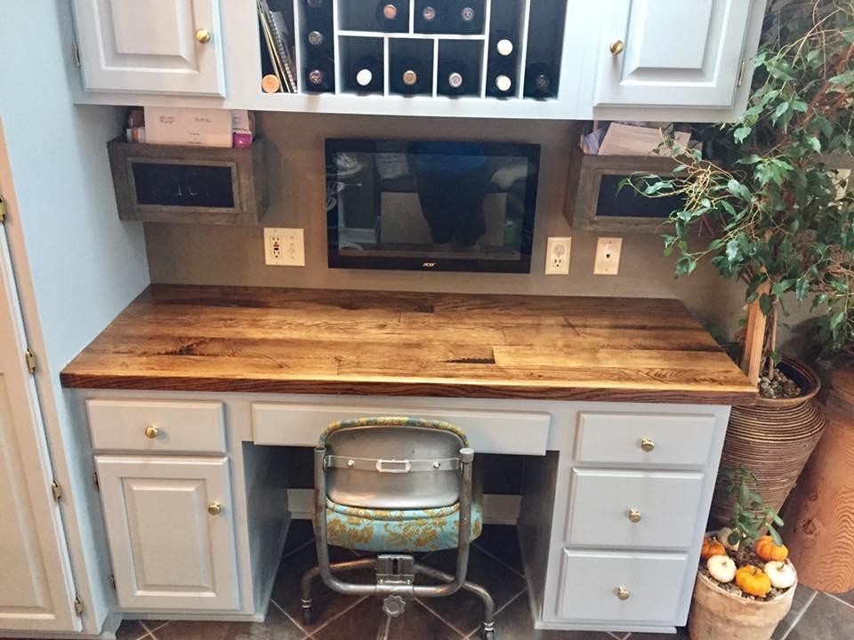 Oak Counters