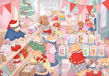 クリスマスのキャンディショップ間違い.jpg