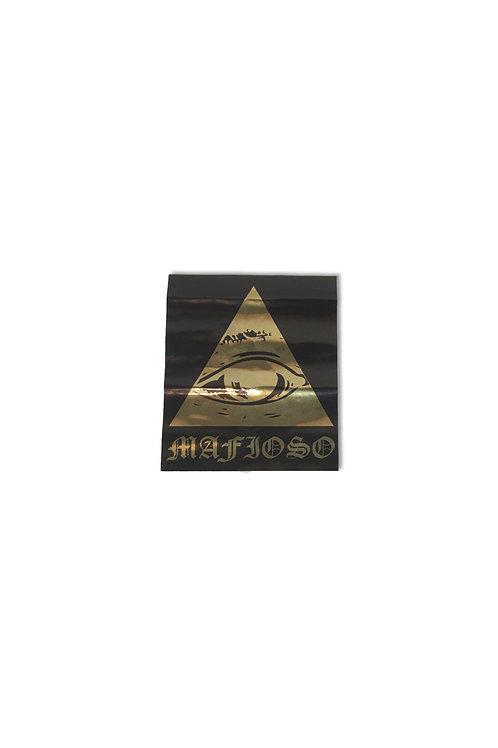 Mafioso Sticker