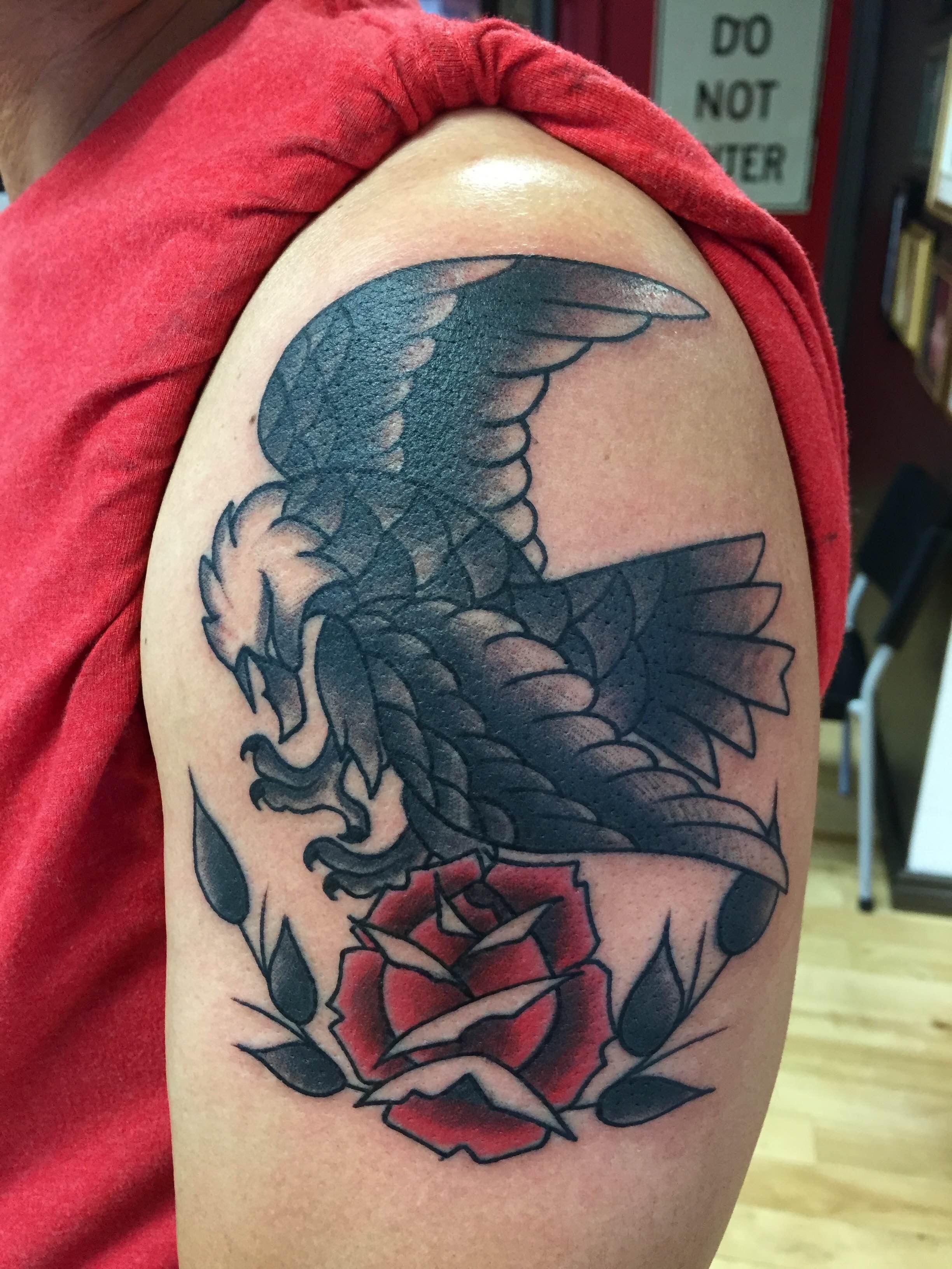 Tattoos by Craig Church (kornykraig)