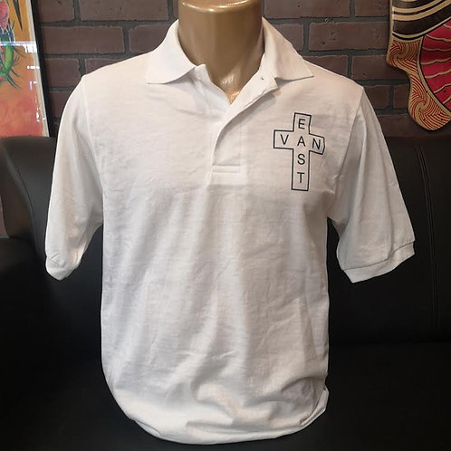 East Van Cross Golf Shirt