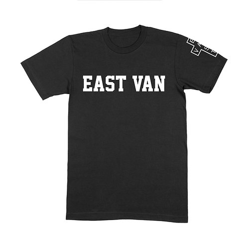 "Attitude ""EAST VAN"" Tee"