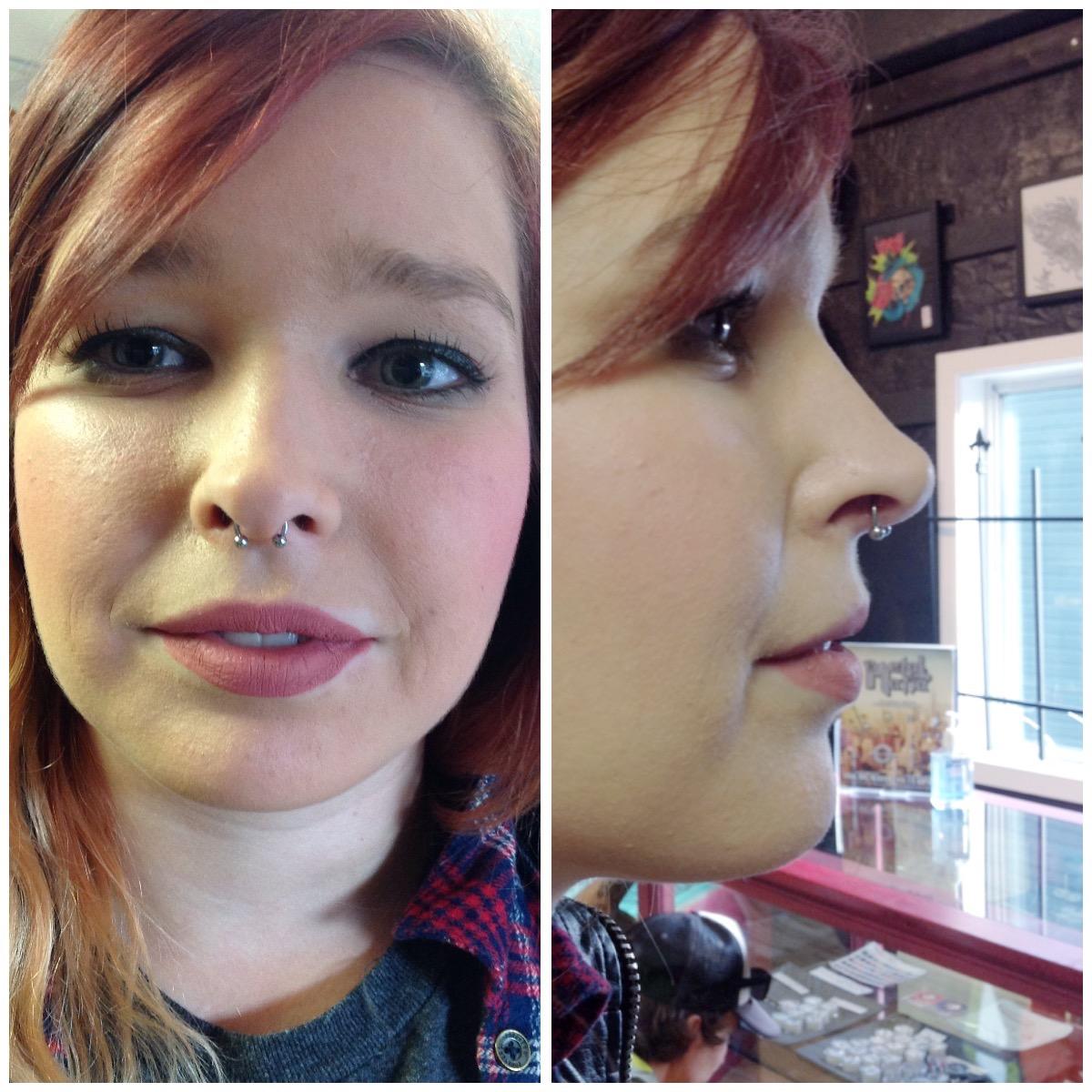 Piercings by Josh Darby